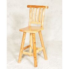 <strong>Moon Valley Rustic</strong> Bar Stool