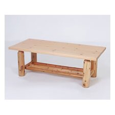 <strong>Moon Valley Rustic</strong> Coffee Table