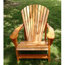 <strong>Moon Valley Rustic</strong> Adirondack Chair