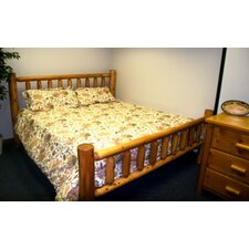 212 -Moon Valley Slat Bed
