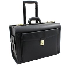 Executive On-the-Go Rolling Catalog Case