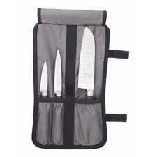 <strong>Mercer Cutlery</strong> Genesis 4 Piece Forged Knife Starter Set