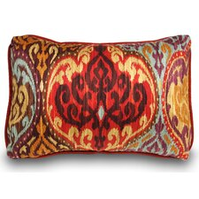 Lunar Sky Ikat Accent Pillow