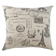 Anne Marie Cotton Accent Pillow
