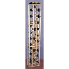 Country Pine 63 Bottle Wine Rack