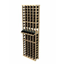 Rustic Pine 100 Bottle Wine Rack