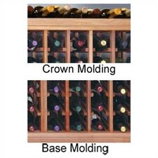 <strong>Wine Cellar Innovations</strong> Designer Series Straight Molding