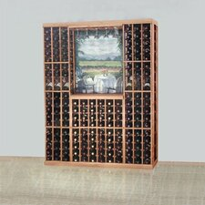 Designer Series 168 Bottle Wine Rack