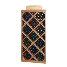 Designer Series Diamond 212 Bottle Wine Rack