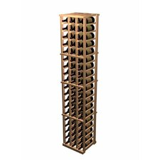 <strong>Wine Cellar Innovations</strong> Designer Series 60 Bottle 3 Column Individual Wine Rack