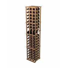 <strong>Wine Cellar Innovations</strong> Designer Series 57 Bottle 3 Column Individual with Display Wine Rack