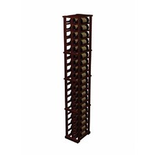 Designer Series 40 Bottle 2 Column Individual Wine Rack