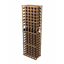 Designer Series 95 Bottle 5 Column Individual with Display Wine Rack