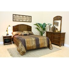 Polynesian Panel Bedroom Collection