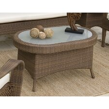 <strong>Hospitality Rattan</strong> Grenada Patio Coffee Table
