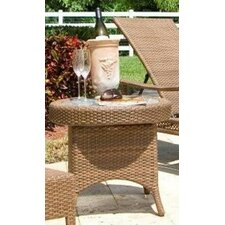 <strong>Hospitality Rattan</strong> Grenada Patio Side Table