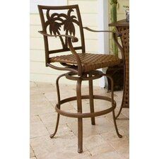 "Coco Palm 30"" Bar Stool"