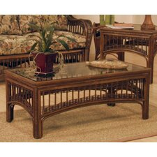 <strong>Hospitality Rattan</strong> St. Lucia Coffee Table