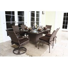 Grenada 7 Piece Dining Set