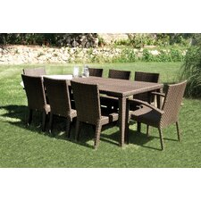 Soho 9 Piece Dining Set