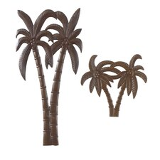 Coco Palm Patio Palm Wall Decoration