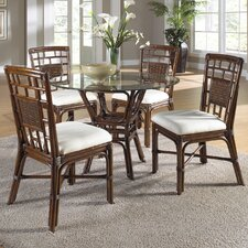 Padre Island 5 Piece Dining Set