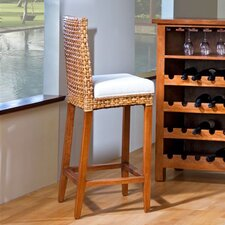Pegasus Indoor Bar Stool with Cushion
