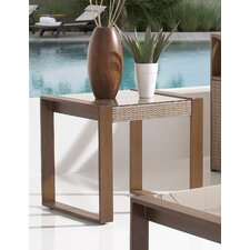 <strong>Hospitality Rattan</strong> Venetian Sling Patio Coffee Table