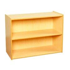 """ABC 27.38"""" H x 36"""" W x 16"""" D Furnishing 2-Shelf Shelf Storage"""