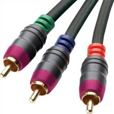 Component Cable for AV Amplifier, Plasma or LCD TV's
