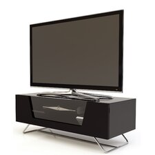 New Alpha Chromium TV Stand
