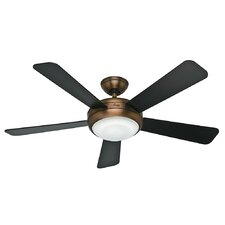 "52"" Palermo 5 Blade Ceiling Fan with Remote"