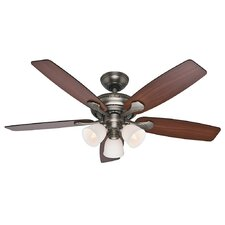"""52"""" Conway 5 Blade Ceiling Fan"""