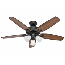 "52"" Builder Plus 5 Blade Ceiling Fan"