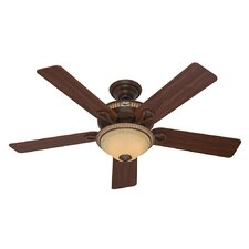 "52"" Aventine® 5 Blade Ceiling Fan with Remote"