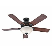 "52"" Pro's Best Five Minute 5 Blade Ceiling Fan"