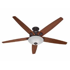 "70"" Stockbridge® 5 Blade Ceiling Fan"