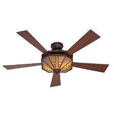 "54"" Mission® 5 Blade Ceiling Fan"