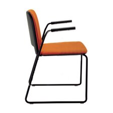 Lips Stacking Arm Chair