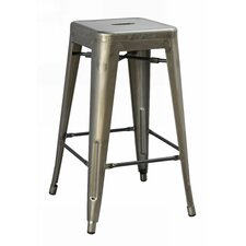 Bellamy Side Chair with Bar Stool