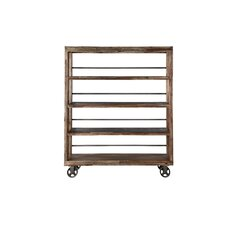 """Adler 69"""" Bookcase with Caster"""