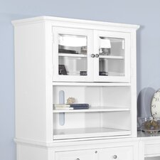"""Kentwood 36"""" H x 33"""" W Desk Lateral File Hutch"""