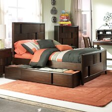 Twilight Panel Bed