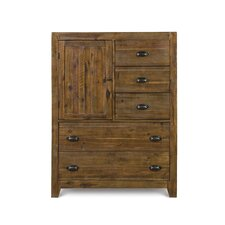 River Ridge 5 Drawer Gentleman's Chest