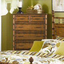 <strong>Magnussen Furniture</strong> Palm Bay 5 Drawer Chest