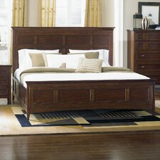 <strong>Magnussen Furniture</strong> Harrison Panel Bed