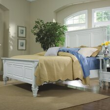 <strong>Magnussen Furniture</strong> Ashby Panel Bed