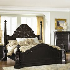 <strong>Magnussen Furniture</strong> Vellasca Four Poster Bedroom Collection