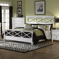 Kasey Panel Bed