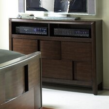 Twilight 4 Drawer Media Chest